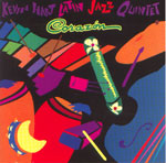Kevin Hart Latin Jazz Quintet: Corazon CD